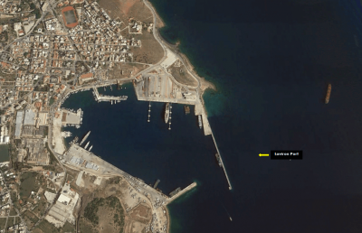 Laviron port