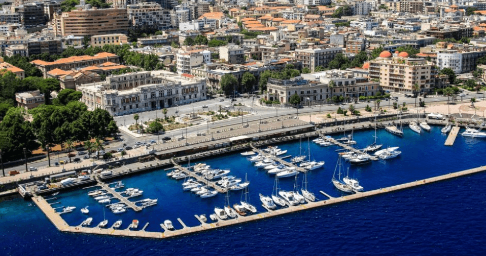Messine marina