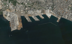 Thessalonique port