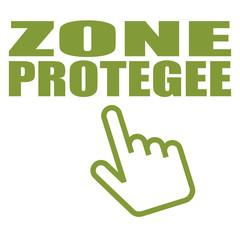 Zone protegee